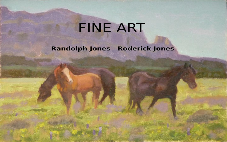 RRJONES FINE ART